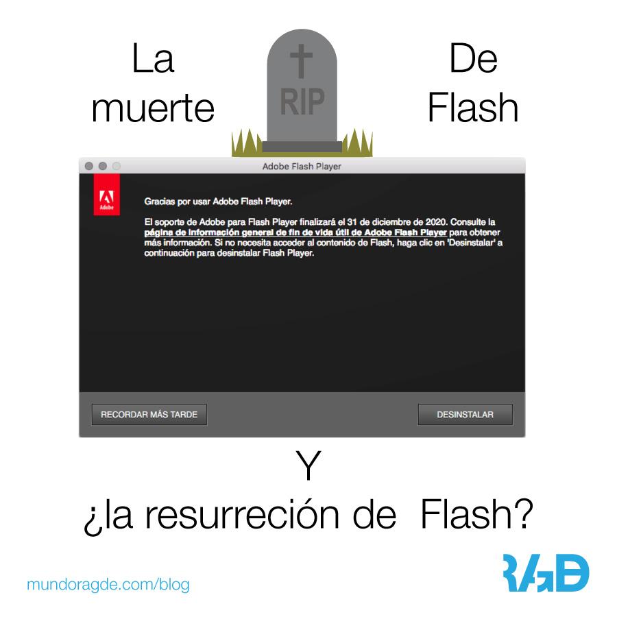 desinstalar flash